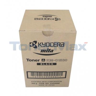 KYOCERA MITA KM-C1530 TONER BLACK